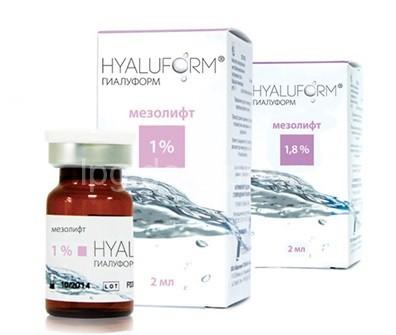 Гиалуформ-мезолифт для мезотерапии