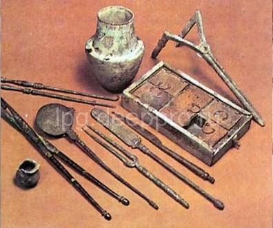 Косметоогические процедуры в древности