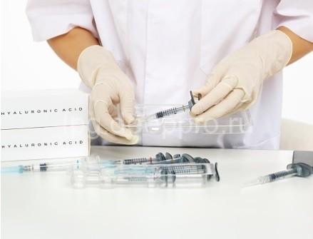 Лабораторное получение мезотерапевтических средств