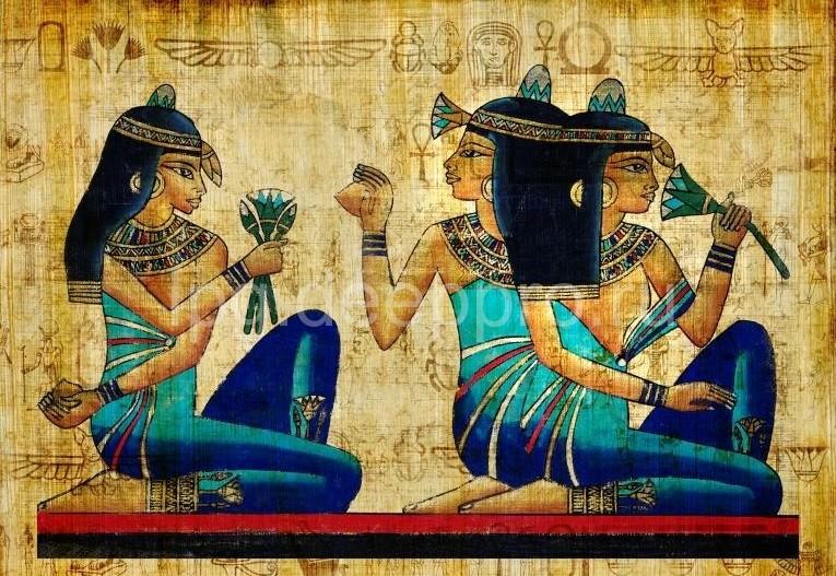 Шугаринг в Древнем Египте