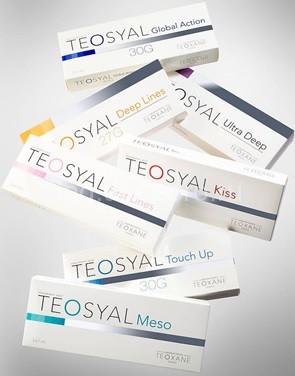Описание препаратов линии Теосиаль